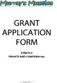 Grant Application Form - pdf - Emailable